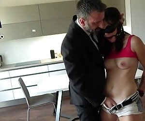 Sexual adventure in rough scenes for cute Elena Vega